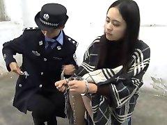 chinese girl at jail part2