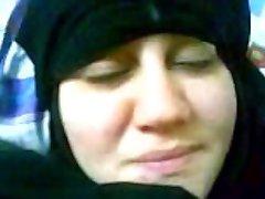 le niqab egypte baise dans le blanc belle chatte