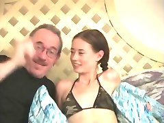 Small Tits Skinny Hairy Fucked By Mature Man,By Blondelover