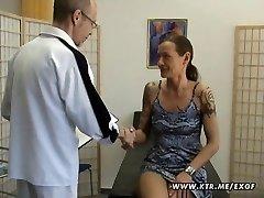 Moden amatør kone hjemmelaget anal hardcore action med cum
