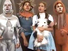 The Wizard of Oz (Parody) - Very Funny Short Version