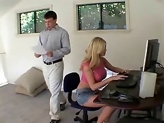 blondi sihteeri