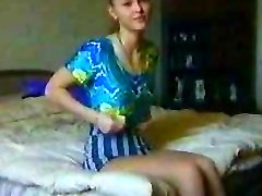 Adolescente Russa Primeira Vez