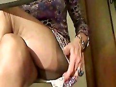 Super sexy Kousen benen in de cam 1!!!