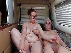 Vanaema paar