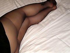 Otel, tayt çorap
