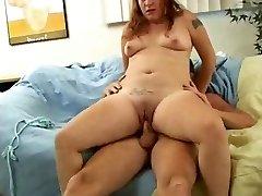 Slutty Fat Chubby Teenage Ex GF loved sucking and fucking-1