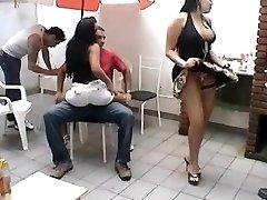 Soraya Carioca Plumb Soiree