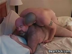 Big booty gay bears Dirk Bear and Chase part4