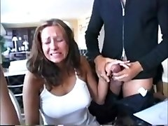 Compilation Hot chicks reacting to immense hard-ons