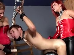 strap on dildo ravaging