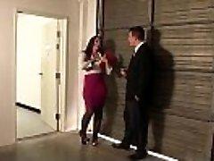 Hardcore Romance Met Boss - Savannah Fox