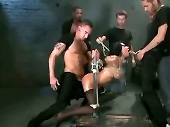 Brutal BDSM Double Intrusion Gangbang! vol.11 By: FTW88