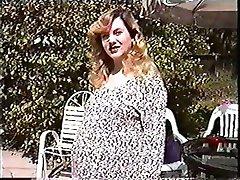 गर्भवती लड़की किट्टी कैथी