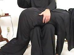 Der rauchende Nonne xLx