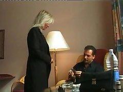 Pamela Stealt Zadek v Prdeli v Hotelu