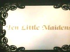 deset malých dívek