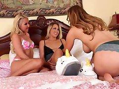 3 hembras
