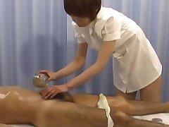 일본 마사지 3 부(uncensored)