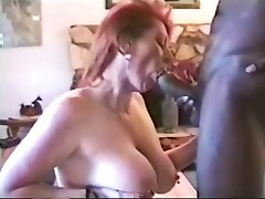Mature wife invites black bull at home