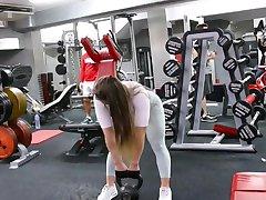 áno!!! fitness horúci ZADOK hot CAMELTOE 84