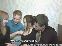 Foursome home party