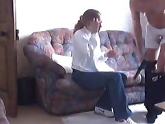 moj Rimming mama je uhvaćen na uhoda