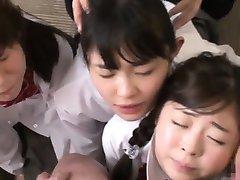 Compilation Of Jav Teen And Thai Amateurs Bukkake Plus Cream