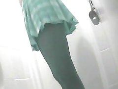 Hidden cam im WC - 7