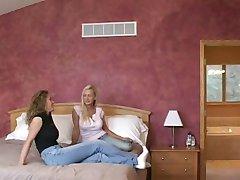 TRADING SPOUSES – AMATEUR SWINGER FOURSOME ORGY