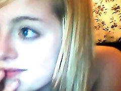 Blondinės Maedel