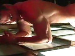 Aleksas striptizas