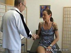 Reife amateur Frau hausgemachte anal hardcore-action mit cum