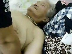 아시아 할머니가 1