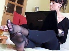 나일론 Feets36