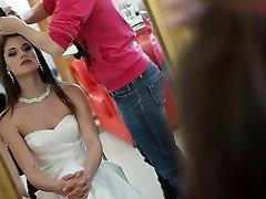 Hochzeit-Streifen