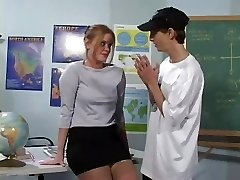 Super-fucking-hot Schoolteacher