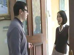 Hot Aisan Teen kurva její Učitel