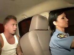 A rendőrség milf