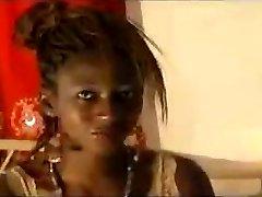 African porno