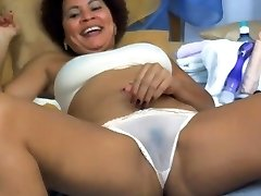 natural long nails - cam show 02