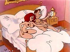 Erotische Zeichentrickparade Del 3