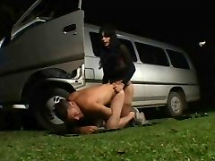 Getting Fucked By The Van