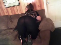 Horny Webcam Model posing in Black Transparent Leggings!!!