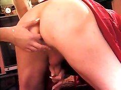 Vintage anal fun