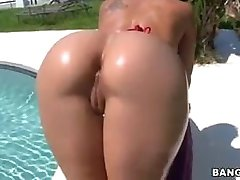 Wet, Oiled Up, & Juicy As Hell