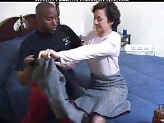 леди мари проникла черный член