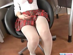 Roberta Schoolgirl Hardcore