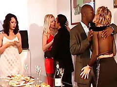 Mature Sex Orgy Party - Shemale And Couples F