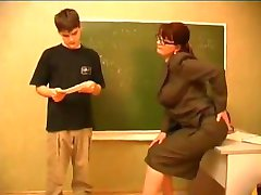 Teacher mature anal